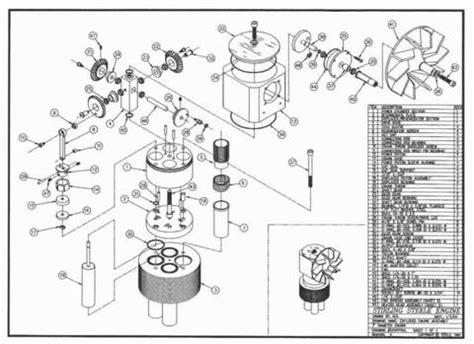 Layout Builder Oneengine | stirling motor plans images