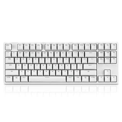 Keyboard Gaming Nyk K01 Tkl Backligh Mini Gaming Keyboard xiaomi yuemi k01 gaming keyboard ttc switch 6 led