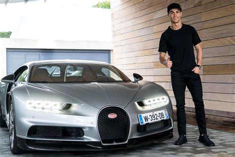 Auto Ronaldo by Cristiano Ronaldo Tests A Bugatti Chiron Automotive