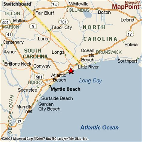 map of south carolina coast map of south carolina coastal towns pictures to pin on pinsdaddy