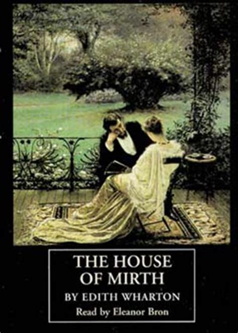 The House Of Mirth by The House Of Mirth Audio Book Cassettes Unabridged