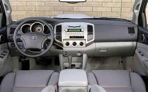 2005 Tacoma Interior by 2005 Toyota Tacoma Interior Photo 1