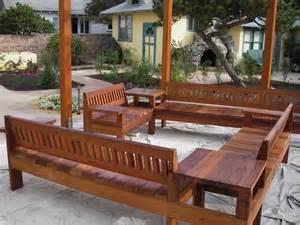 Redwood Patio redwood patio furniture pdf woodworking