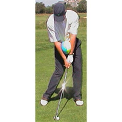 golf swing aid impact large golf swing aid golf