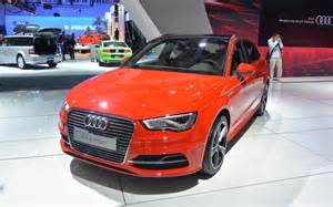 Best Used Hatchback Cars Canada Audi Pondering A3 Hatchback For Canada 2016 Audi A3