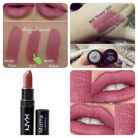Nyx Caviar nyx matte lipstick caviar