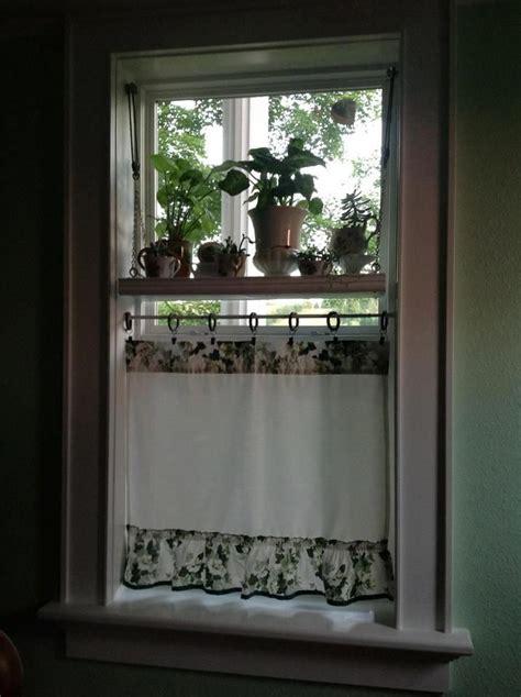 window plant shelf home interior