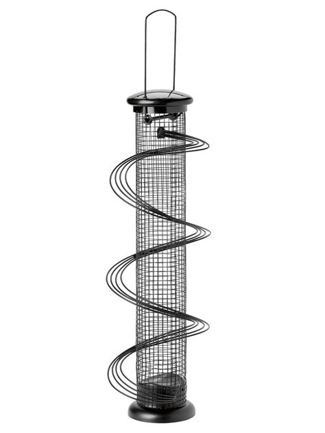 Spiral Bird Feeder Spiral Bird Feeder Hanging Bird Feeder Gardener S Supply