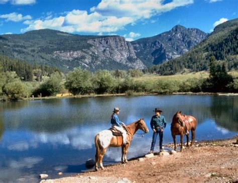 dude ranch travel news the 21st century dude ranch the lost