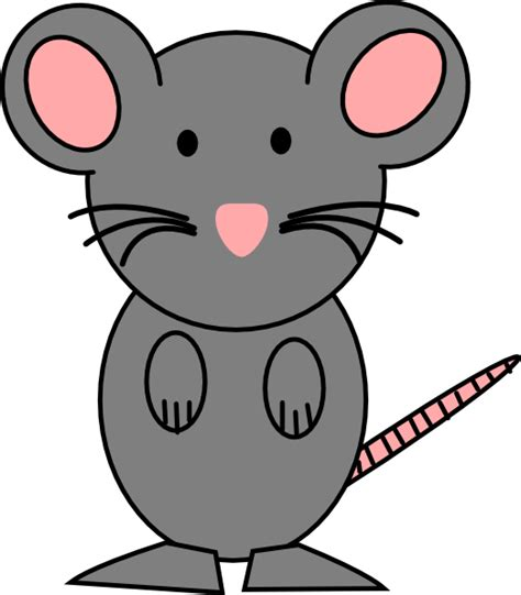 Mouse Clipart by Mouse Clip At Clker Vector Clip