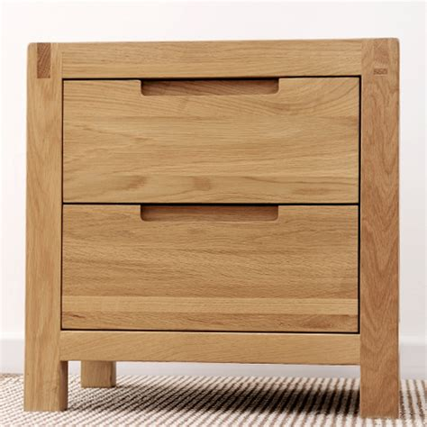White Furniture With Oak Top by Dodge Furniture Minimalist Modern White Oak Wood Furniture
