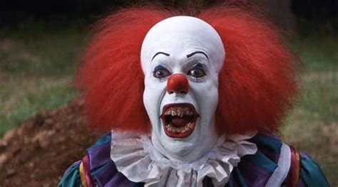 the clown new pennywise the clown from it remake isn t scary