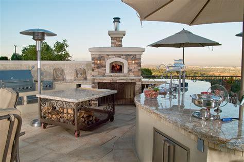 fogazzo outdoor kitchens rancho palos verdes ca mediterranean patio los