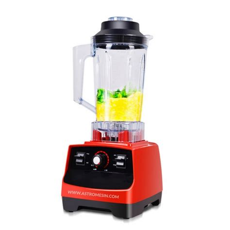 mesin blender fomac