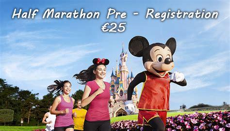 Pariss Pre Pokey Weekend by Disneyland 174 Magic Run Weekend Pre Registration