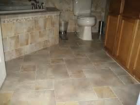 Tiling over tile floor in bathroom images