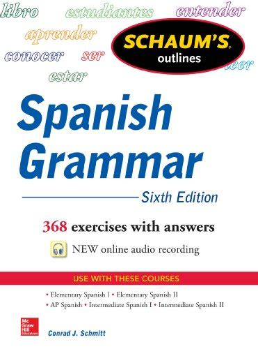 schaum s outline of spanish grammar free ebooks download