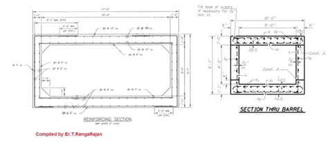 design criteria for box culvert www sefindia org view topic some detailing of box culvert