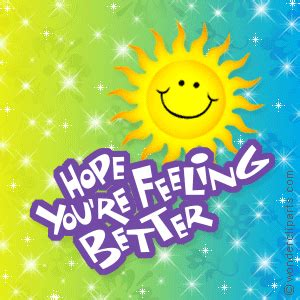 better feeling get well soon quotes sayings images page 32