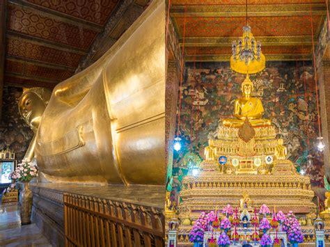 temple of the reclining buddha bangkok kevin amanda food travel photography