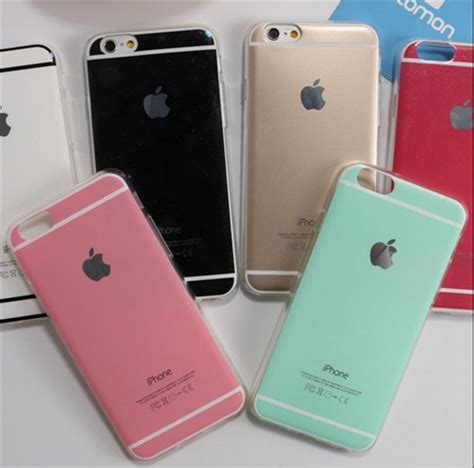 Kp1374 Ultrathin Ultra Thin Clear Soft Casing F Kode Tyr1430 iphone 6 cases ebay gallery