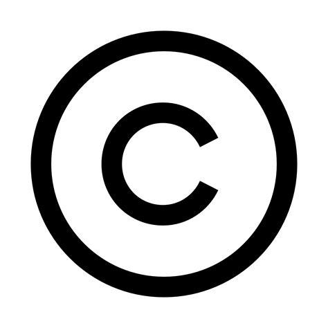 copyright symbol png transparent images png all