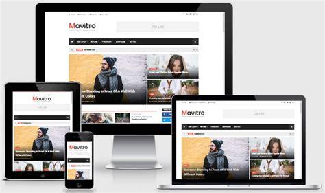 mavitro blogger template blogger templates 2018
