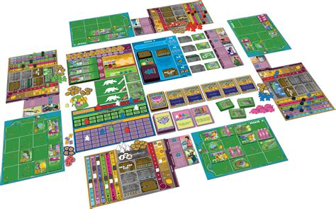layout game dinosaur island peter wocken design llc