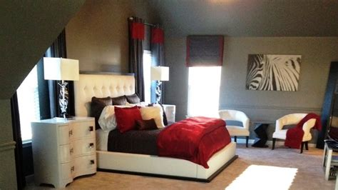 red and black bedroom decor stunning red black and white bedroom decorating ideas