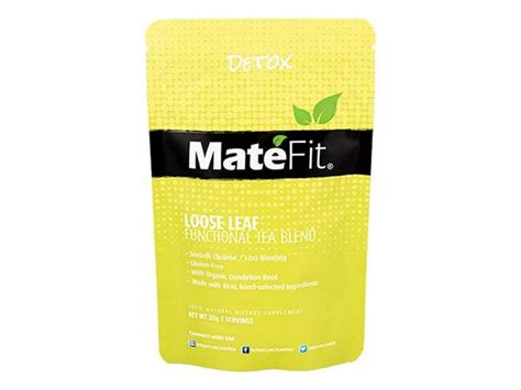 Matefit Detox by 14 Day Teatox 1 Weight Loss Detox 32 000 Reviews Overall