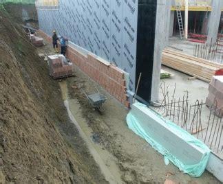 isolamento umidit 224 muri controterra terminali antivento