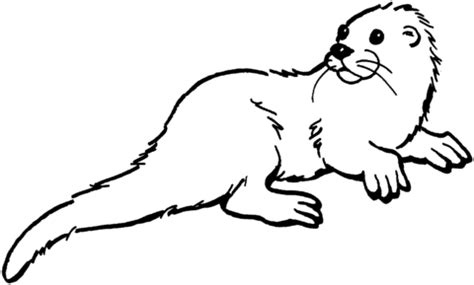 By Toutatis What Came Before 1 The Beast Of Acklam Sea Otter Coloring Page