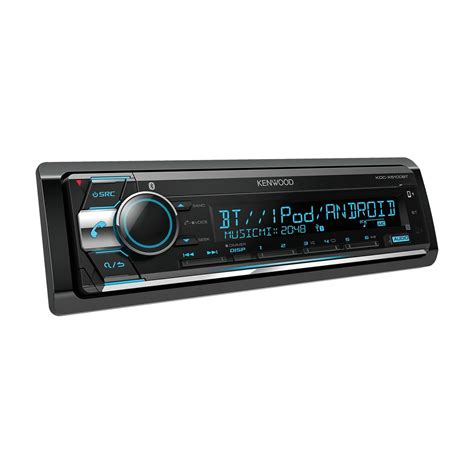 car stereo with usb kenwood kdc x5100bt cd car stereo with bluetooth usb