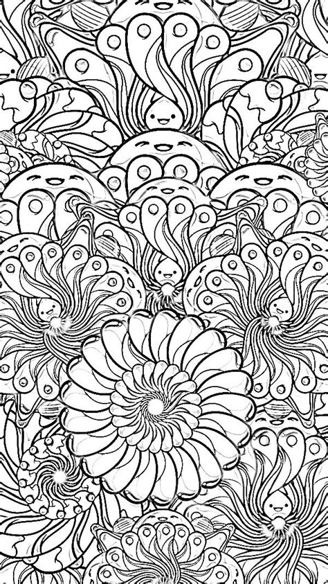 complicated geometric coloring pages complex geometric coloring pages free image happiness by