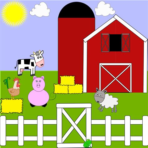 clipart gallery free farm clipart free cliparts galleries