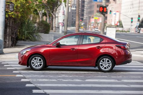 Is Scion A Toyota 2016 Scion Ia Review