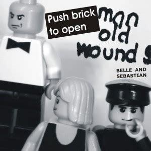 and sebastian push barman to open wounds album cover mit lego nachgestellt emok tv