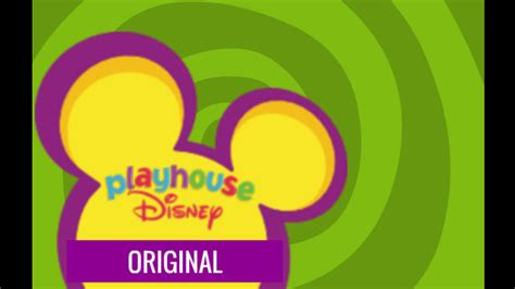 playhouse disney blend of logo playhouse disney logo 2004 2006 krzysztofparzych