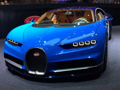 Bugatti Automatic Bugatti Chiron A Closer Look A The World S Fastest And