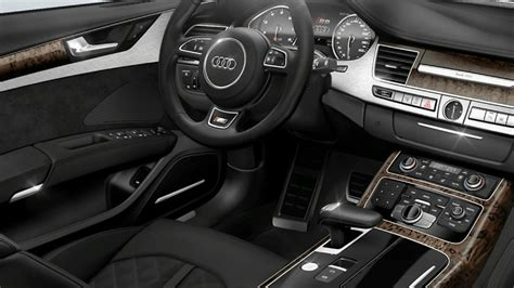2017 Audi S8 Plus Interior YouTube