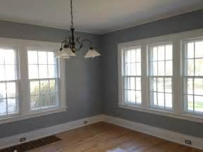 Dark Gray Dining Room The Hottest Interior Room Colors For 2016