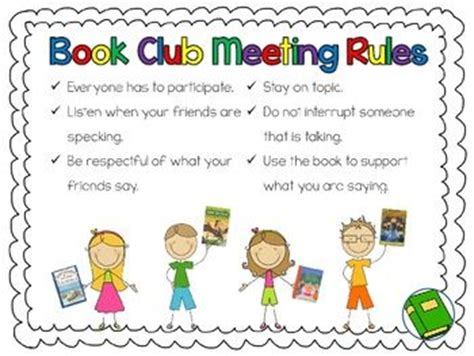 Book Club Worksheets by Best 25 Book Club Ideas On Grade Books