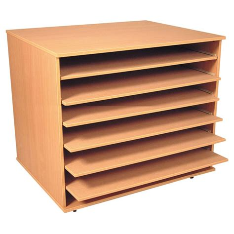 Paper Storage Units by A1 Paper Storage 6 Shelves