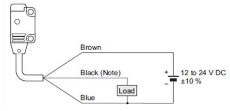 ultra slim photoelectric sensor ex 10 ver 2 i o circuit
