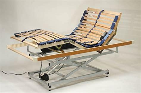 kopfkeil 140 cm pflegerahmen pflegebett motorrahmen 80x200 betten kaufen