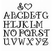 Pretty Letter Fonts Car Tuning