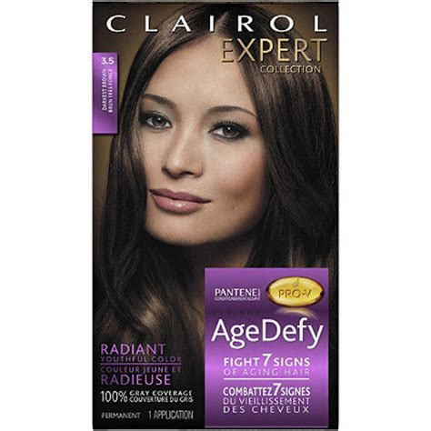 age defying hair color clairol age defying hair color brown hairs