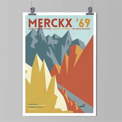 Plakat Design by The Handmade Cyclist Design Poster F 252 R Fahrrad Fans