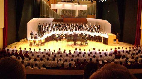 nightlife in lincoln ne unl s choral festival choir of nebraska