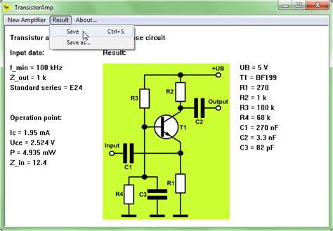 transistor lifier design software transistor lifier software 28 images simple prelifier circuits by transistors c945 circuit